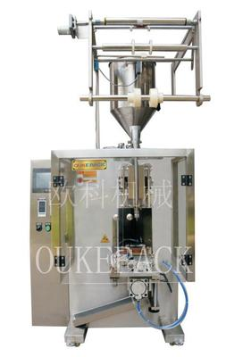 OK-320 Series Back Sealing Round Corner and Special-shaped Bag Packing Machine